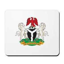 NIGERIA Mousepad
