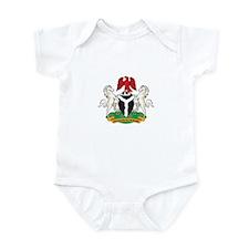 NIGERIA Infant Bodysuit