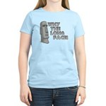 Why the Long Face? Women's Light T-Shirt