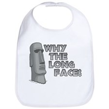 Why the Long Face? Bib