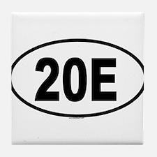 20E Tile Coaster