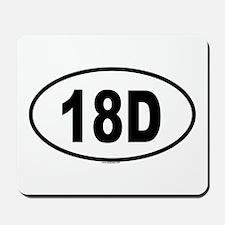 18D Mousepad