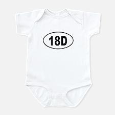 18D Infant Bodysuit