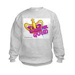 The Trailer Park Queen Kids Sweatshirt