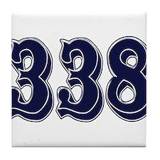 338 Tile Coaster