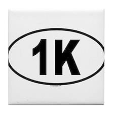 1K Tile Coaster