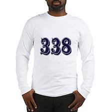 338 Long Sleeve T-Shirt