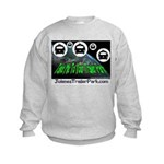 Alien Take Me To Your Trailer Kids Sweatshirt