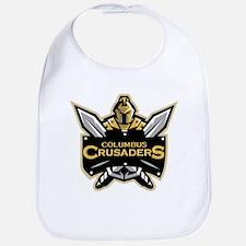 Columbus Crusaders Bib