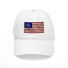 Bennington 1776 Flag Baseball Baseball Cap