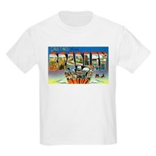 Bradley Beach New Jersey (Front) T-Shirt