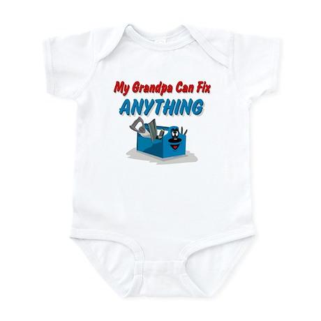 Fix Anything Grandpa Infant Bodysuit