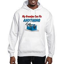 Fix Anything Grandpa Hoodie