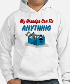 Fix Anything Grandpa Hoodie