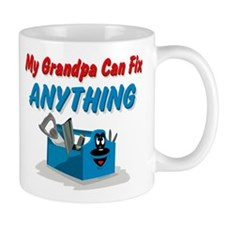 Fix Anything Grandpa Small Mugs