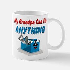 Fix Anything Grandpa Small Mugs