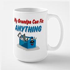 Fix Anything Grandpa Ceramic Mugs