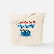 Fix Anything Grandpa Tote Bag