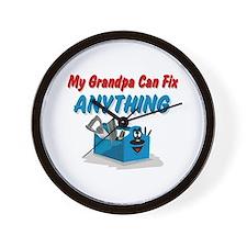 Fix Anything Grandpa Wall Clock