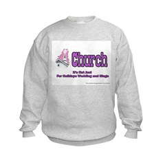 Churchy Sweatshirt