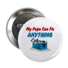 "Fix Anything Papa 2.25"" Button"