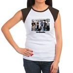 The Cowsills Women's Cap Sleeve T-Shirt
