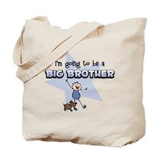 Stick Boy Future Big Brother Tote Bag