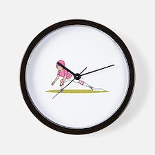 Steal! Wall Clock