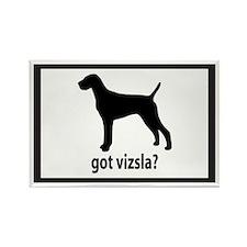 Got Vizsla? Rectangle Magnet