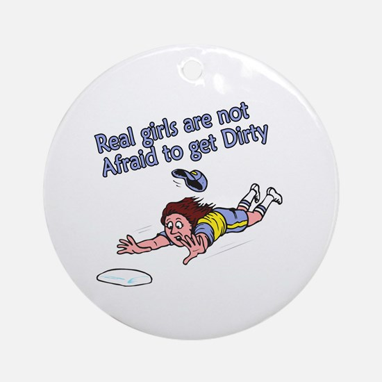 Slide! Ornament (Round)