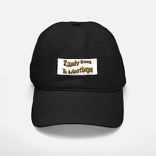 Meeting Wear Baseball Hat