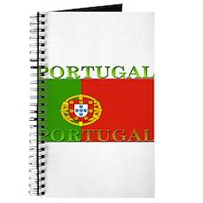 Portugal Portuguese flag Journal