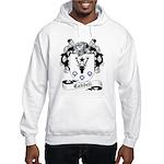 Caddell Family Crest Hooded Sweatshirt