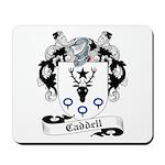 Caddell Family Crest Mousepad