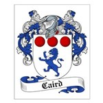 Caird Family Crest Small Poster