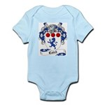 Caird Family Crest Infant Creeper