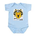 Calder Family Crest Infant Creeper