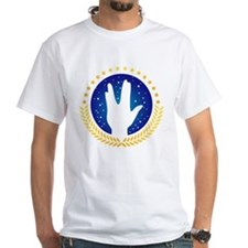 Vulcan Hand Greeting Shirt