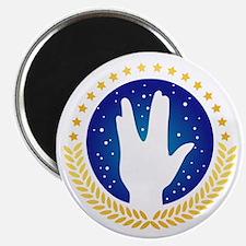 Vulcan Hand Greeting Magnet