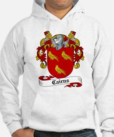 Cairns Family Crest Hoodie