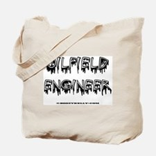 Oilfield Engineer Tote Bag