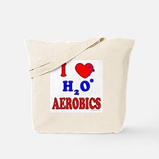 WATER AEROBICS Tote Bag