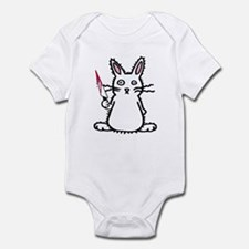 Psycho Bunny Infant Creeper