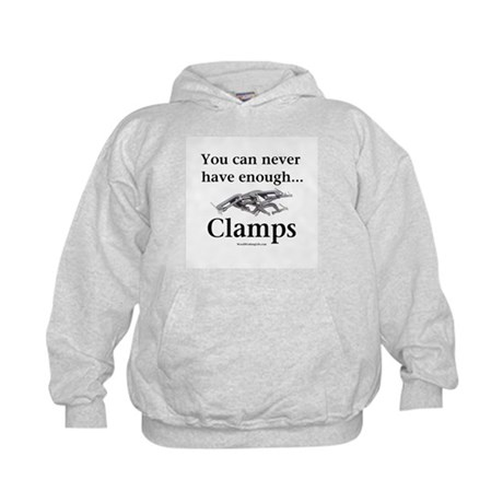 Clamps Design #5 Kids Hoodie
