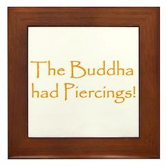 Buddha had piercings! (AMNESTY INTERNATIONAL) Fram