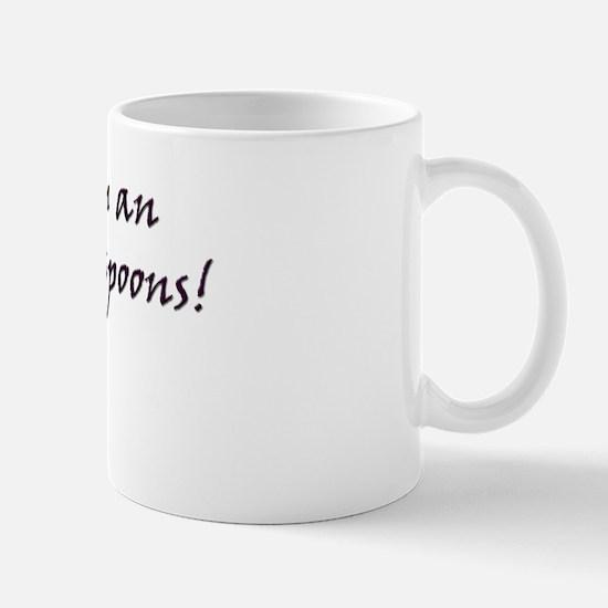 Wishing you an Abundance of S Mug