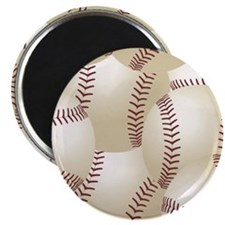 Baseball Collage Gifts Magnet
