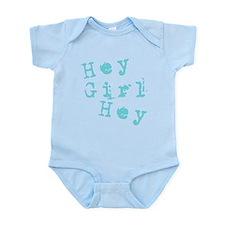 HEY GIRL HEY Infant Bodysuit