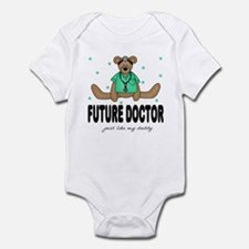 Future Doctor Like Daddy Baby Infant Bodysuit