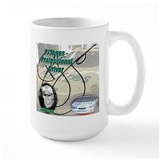 PJ Jones Racing w/PEO Pros Mug
